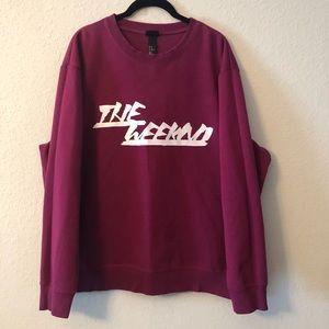 H&M The Weeknd XO Sweater